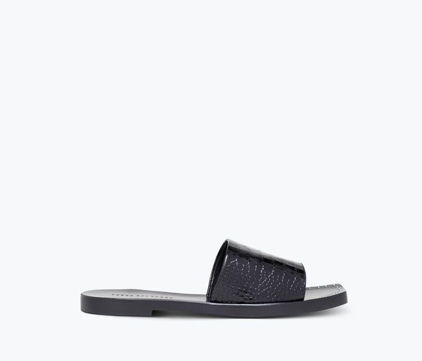 JESSA SLIP ON SANDAL, [product-type] - FREDA SALVADOR Power Shoes for Power Women