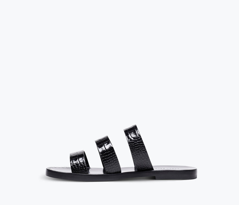 IRIS STRAPPY SANDAL, [product-type] - FREDA SALVADOR Power Shoes for Power Women