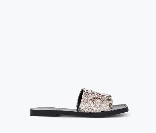 JESSA SLIP ON SANDAL - FREDA SALVADOR