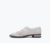 WISH HANDWOVEN OXFORD, [product-type] - FREDA SALVADOR Power Shoes for Power Women