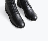 ALANIS COMBAT BOOT, [product-type] - FREDA SALVADOR Power Shoes for Power Women