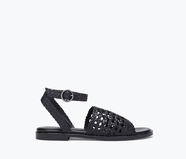 BROOKLYN HANDWOVEN SANDAL - FREDA SALVADOR