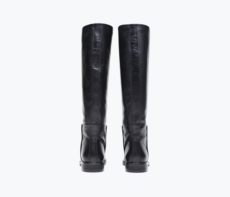 PEAK RIDING BOOT, [product-type] - FREDA SALVADOR Power Shoes for Power Women