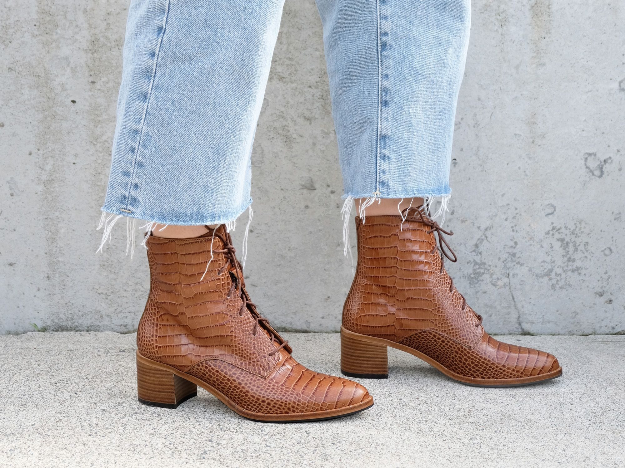 ACE Lace Up Boot
