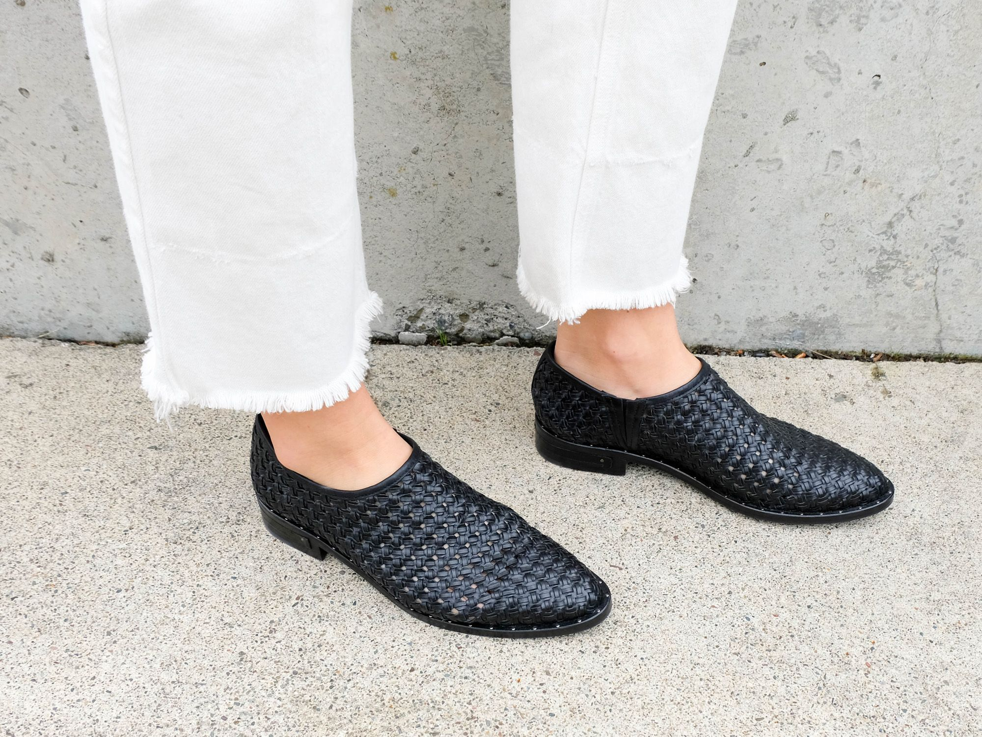 DAWN Woven Loafer