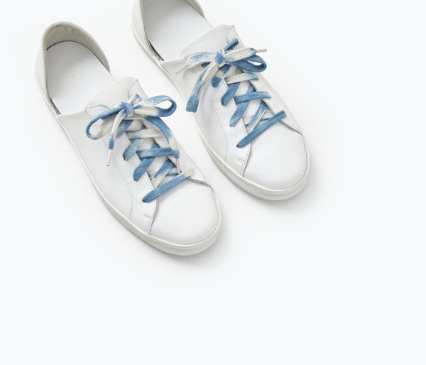 MILLROAD STUDIO Indigo Laces, [product-type] - FREDA SALVADOR Power Shoes for Power Women