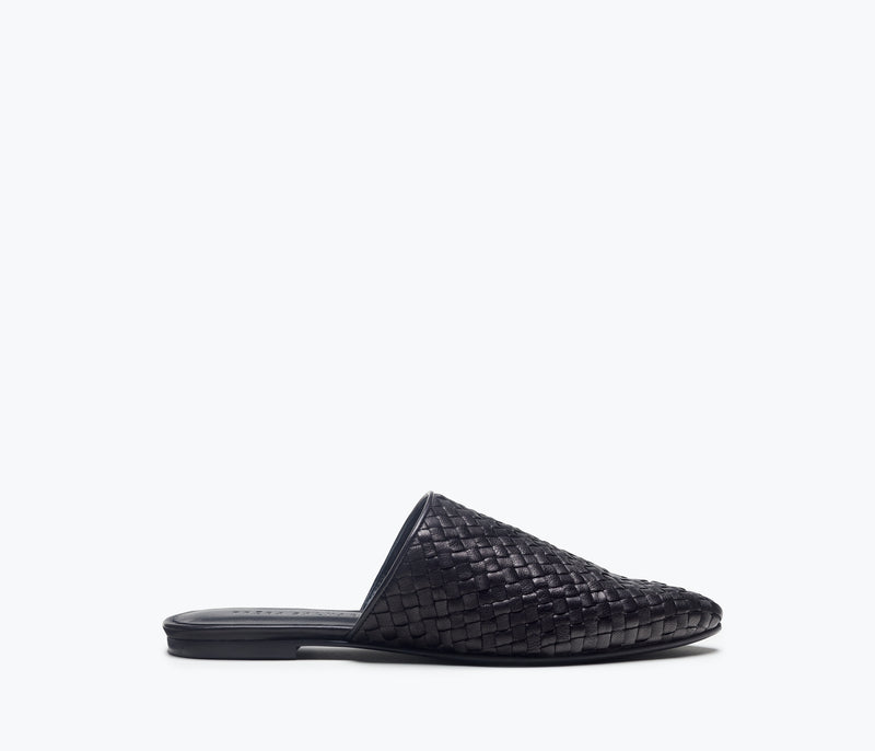 HOLLY WOVEN MULE, [product-type] - FREDA SALVADOR Power Shoes for Power Women