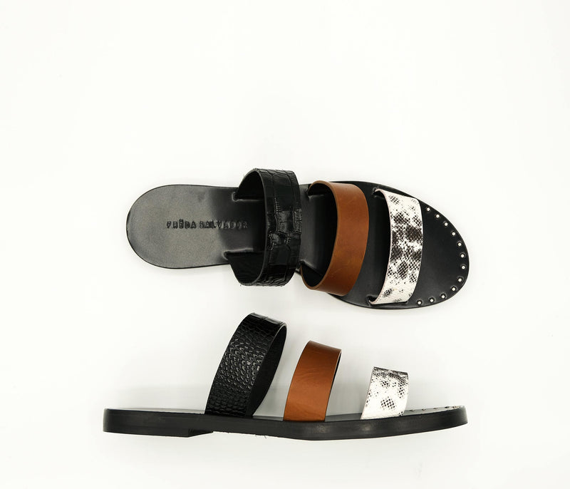 SAMPLE - Iris Sandal, [product-type] - FREDA SALVADOR Power Shoes for Power Women