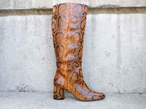 OZO Tall Boot - Final Sale - FREDA SALVADOR Power Shoes for Power Women