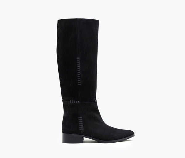 PAGE TALL BOOT, [product-type] - FREDA SALVADOR Power Shoes for Power Women