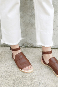PENNY Ankle Strap Sandal, [product-type] - FREDA SALVADOR Power Shoes for Power Women