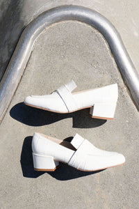 ROCK Mid Heel Loafer