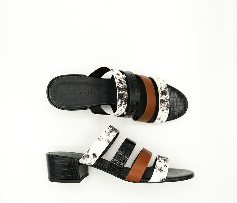 SAMPLE - IRENE SANDAL, [product-type] - FREDA SALVADOR Power Shoes for Power Women