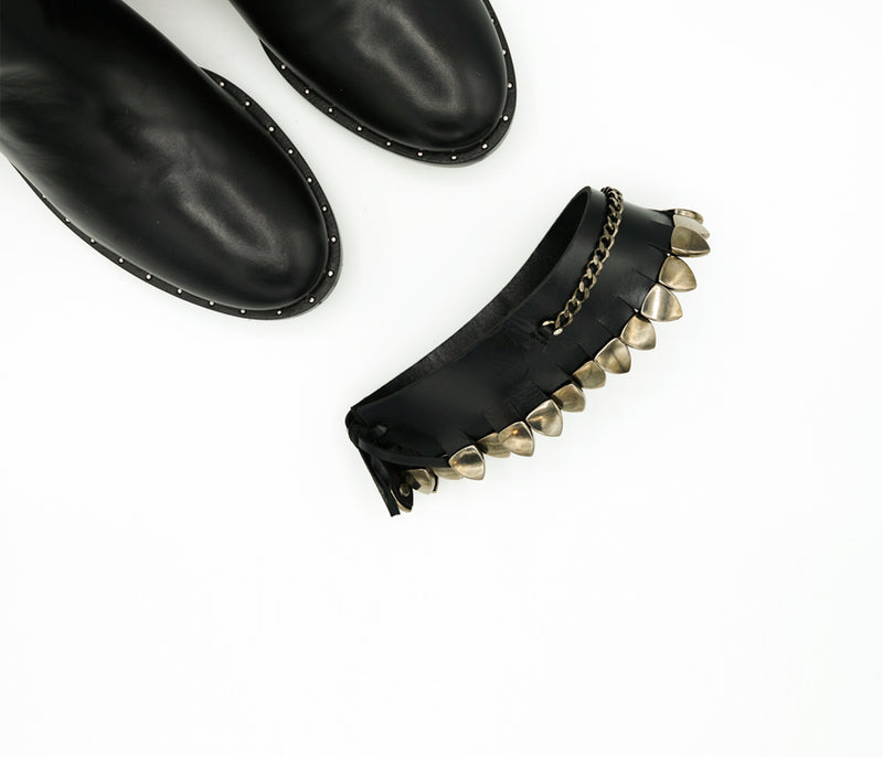 SAMPLE - STAR BOOT, [product-type] - FREDA SALVADOR Power Shoes for Power Women