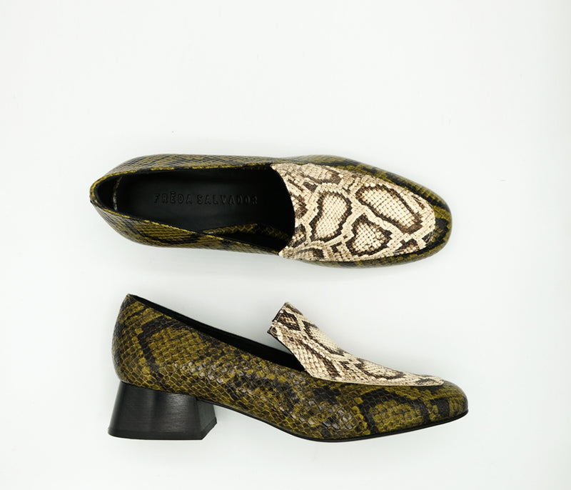 SAMPLE - Cooper Loafer, [product-type] - FREDA SALVADOR Power Shoes for Power Women