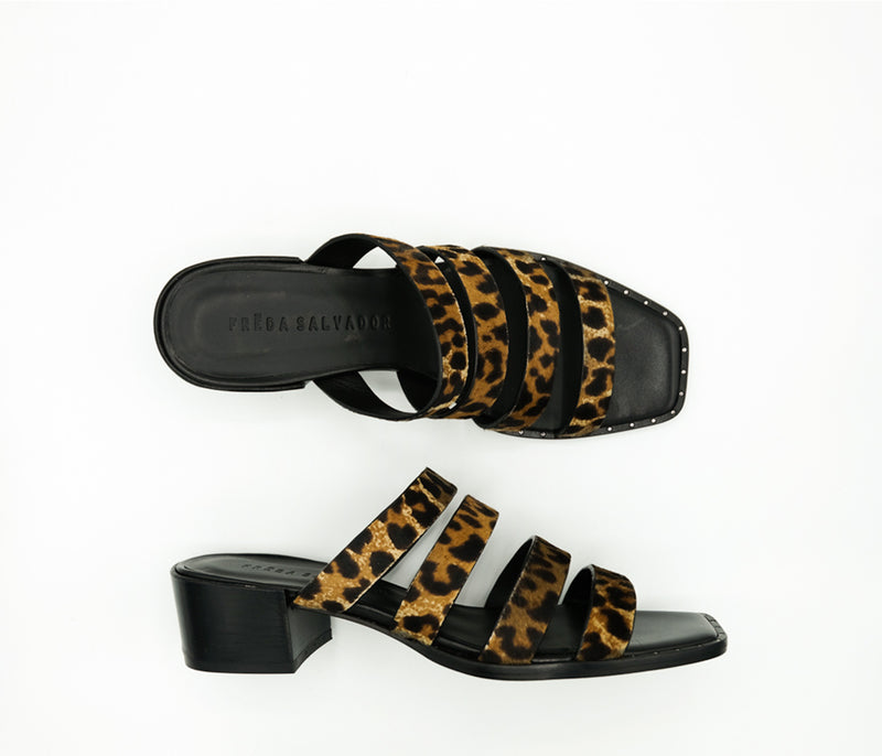 SAMPLE - Ingrid Sandal, [product-type] - FREDA SALVADOR Power Shoes for Power Women