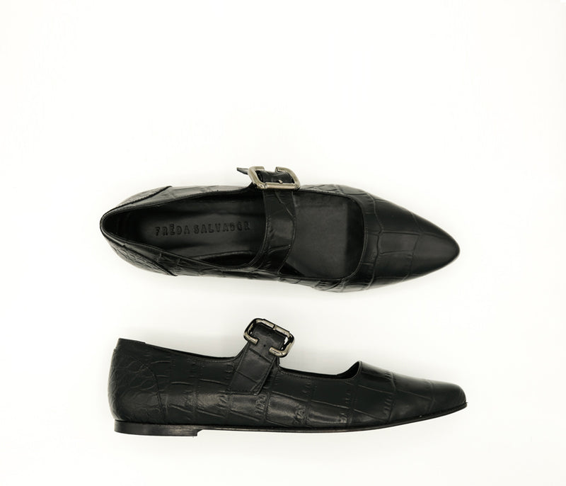 SAMPLE - Joni Flat, [product-type] - FREDA SALVADOR Power Shoes for Power Women