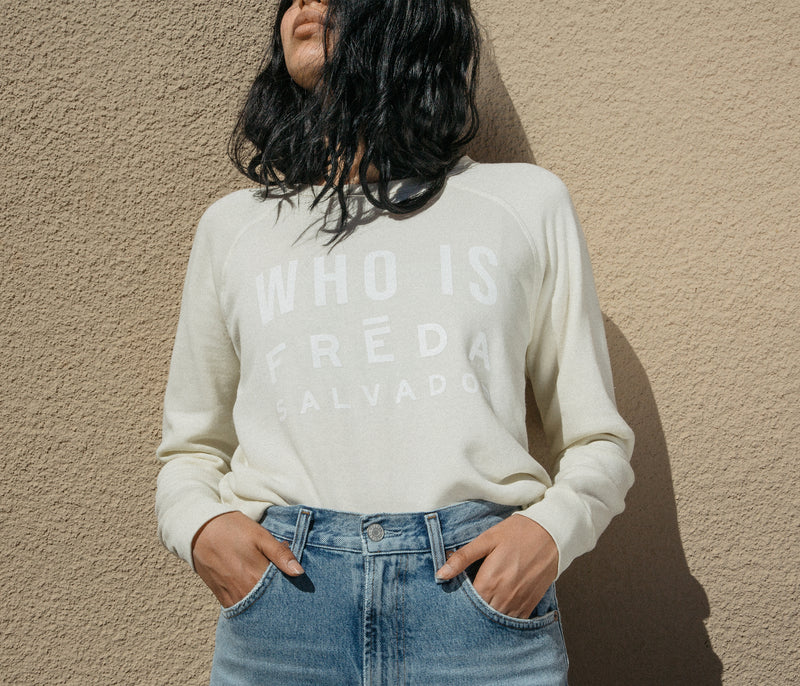 Who is Freda Salvador Sweatshirt, [product-type] - FREDA SALVADOR Power Shoes for Power Women