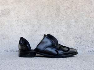 WEAR Western Laceless D'orsay Oxford