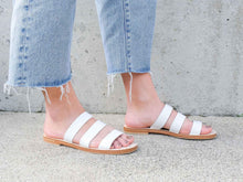 IRIS Multi Strap Sandal, [product-type] - FREDA SALVADOR Power Shoes for Power Women