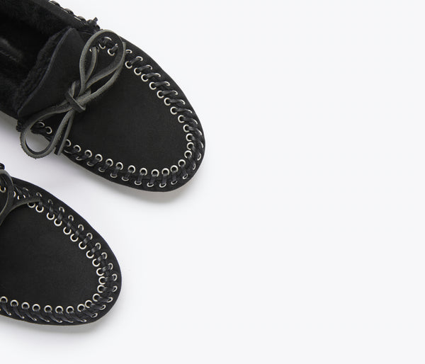 MILES MOCCASSIN, [product-type] - FREDA SALVADOR Power Shoes for Power Women