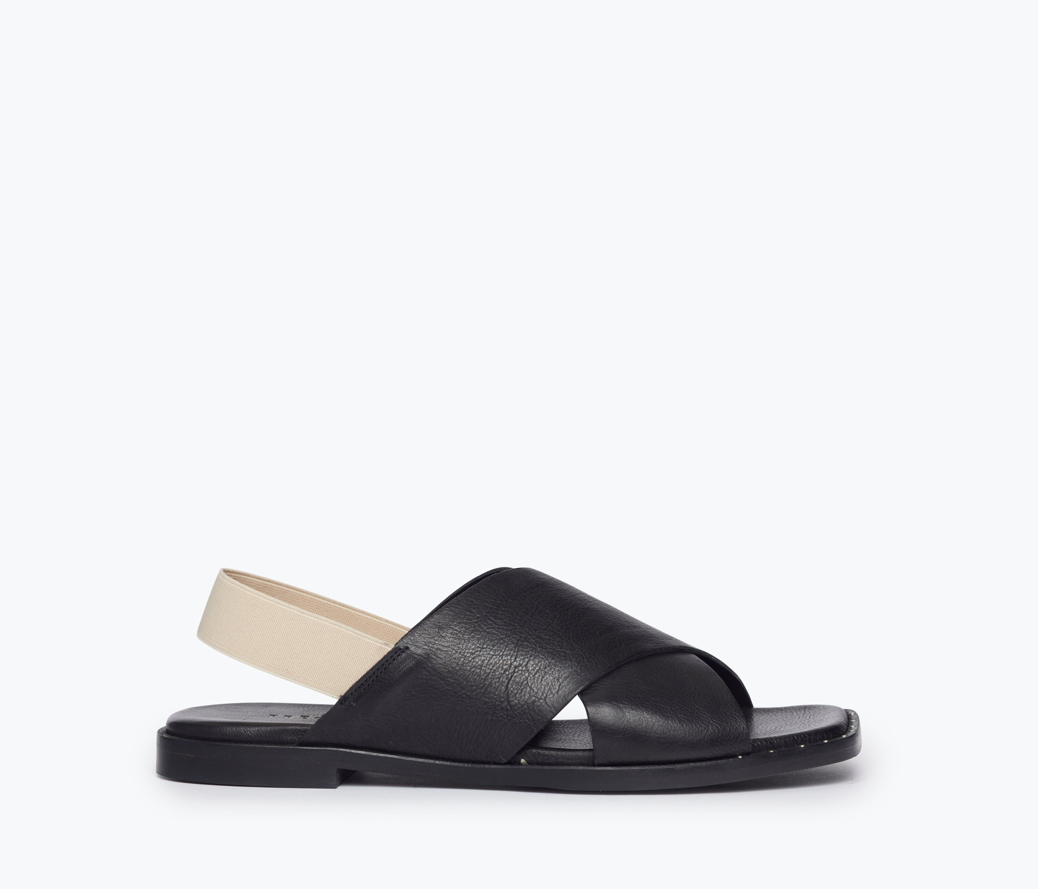 RAY CROSS SANDAL, [product-type] - FREDA SALVADOR Power Shoes for Power Women