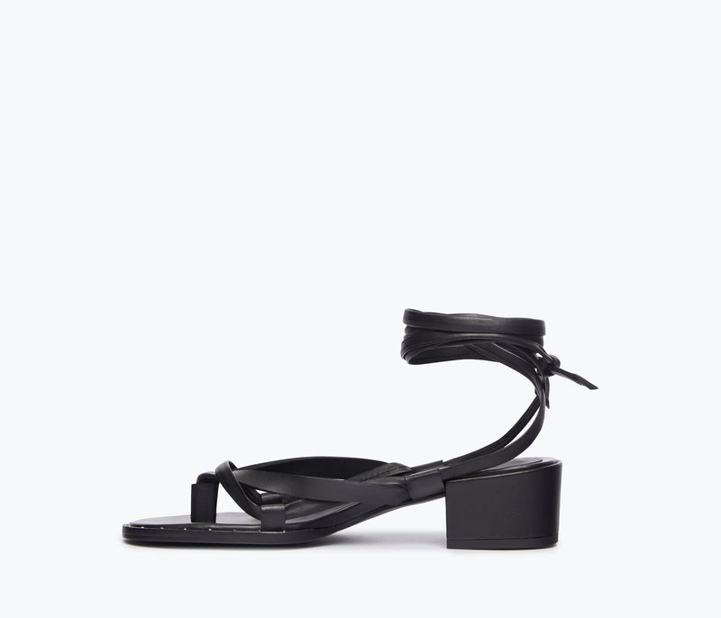 JADE STRAPPY HEELED SANDAL, [product-type] - FREDA SALVADOR Power Shoes for Power Women