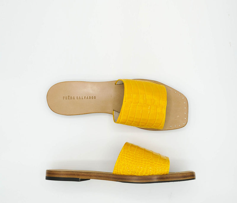 SAMPLE - Jessa Sandal, [product-type] - FREDA SALVADOR Power Shoes for Power Women