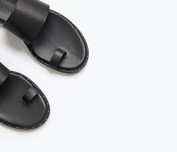 JASMINE TOE RING SANDAL, [product-type] - FREDA SALVADOR Power Shoes for Power Women