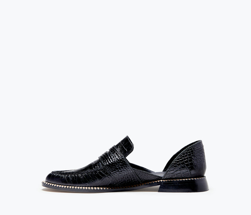 TASH D'ORSAY MOCCASIN, [product-type] - FREDA SALVADOR Power Shoes for Power Women