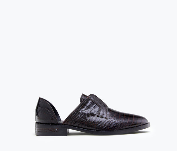 WEAR - D'ORSAY OXFORD, [product-type] - FREDA SALVADOR Power Shoes for Power Women