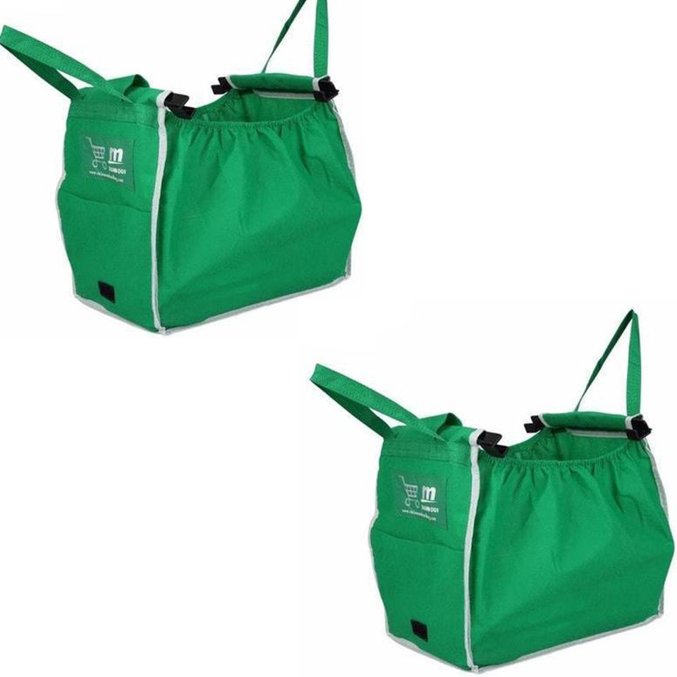 2 Pack- Grocery Bag