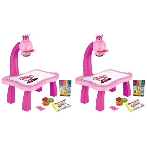 2 Pack- Projector Paint Toy