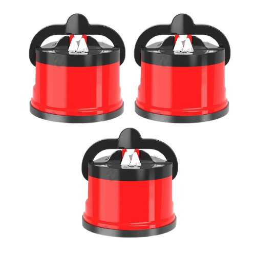 3 Pack- Suction Cup Sharpener