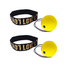 Load image into Gallery viewer, (2 Pack) Boxing Headball Band