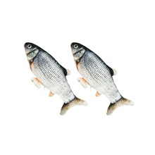 Load image into Gallery viewer, 2 Pack- Electric Cat Fish Toy