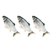 "Load image into Gallery viewer, ""3 Pack- Electric Cat Fish Toy"""