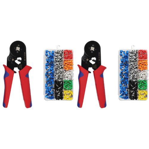 (2 Pack) Electrical Crimping Tool