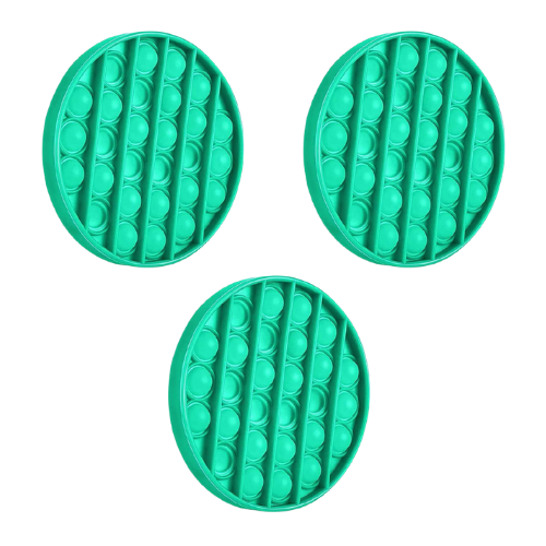 (3 Pack) Fidget Bubble