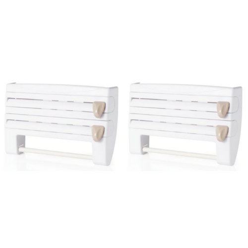 2 Pack: Multifunction Film Storage Rack