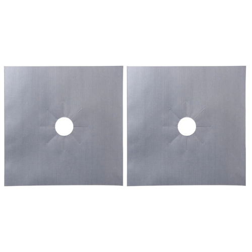 (2 Pack) Reusable Stove Top Cover