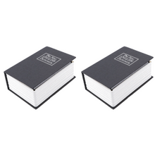 Load image into Gallery viewer, (2 Pack) Secret Book Safe Box