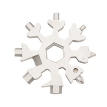 Load image into Gallery viewer, 18-in-1 Snowflakes Multi-Tool