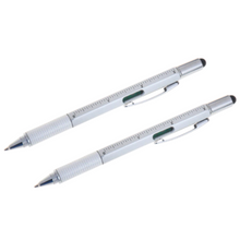 Load image into Gallery viewer, 2 Pack - 6-in-1 Multi-Functional Stylus Pen