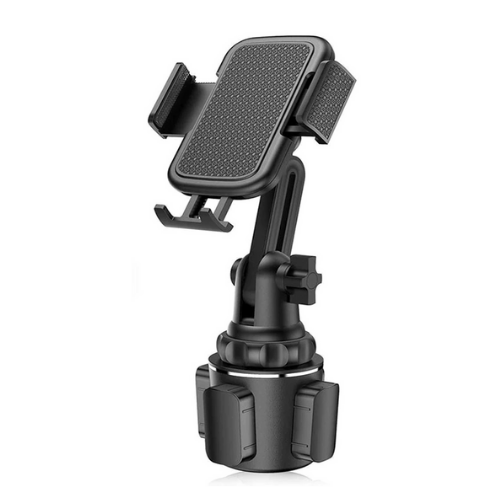 1 Pack - Universal Cup Holder Phone Mount