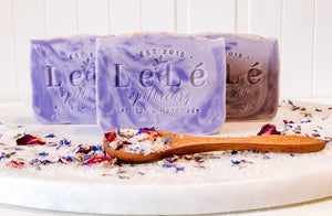 Love Spell Soap Bar