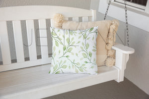 Front Porch Pillow Mockup #LH24