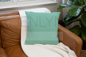 Square Pillow Mockup #LH25