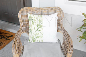 Front Porch Pillow Mockup #LH1