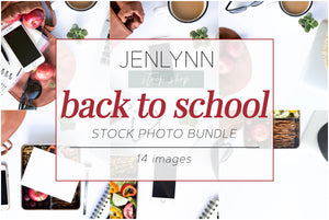 Back to School Stock Photo Bundle #1